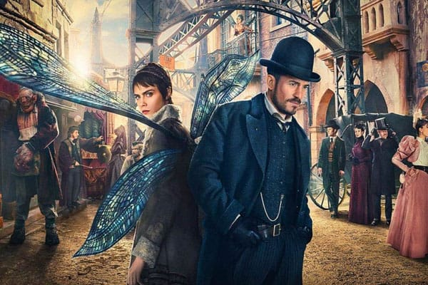 carnival row season 2 release date